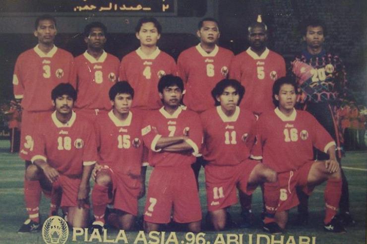 9 Potret transformasi jersey Timnas Indonesia dari masa ke masa
