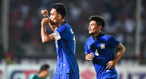 Andik Vermansyah cedera, Indonesia tertinggal dari Thailand 0-1