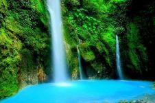10 Air terjun di Nusantara ini dijuluki Niagara dari Indonesia