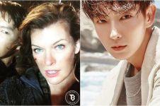Lee Joon-ki, aktor Korea yang ikut meramaikan film Resident Evil 6