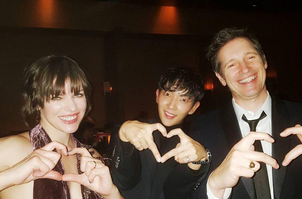 Lee Joon Ki Aktor Korea Yang Ikut Meramaikan Film Resident Evil