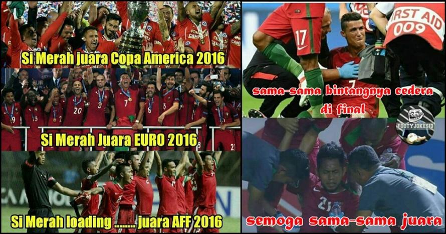 10 Meme cocoklogi ini bikin kamu optimis timnas Indonesia juara AFF
