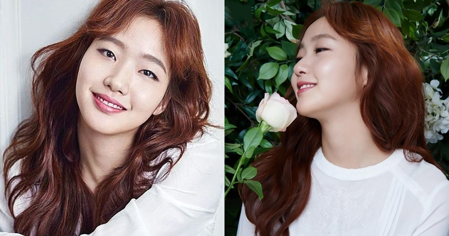 10 Foto bukti Kim Go-eun, pemeran K-Drama Goblin bisa dandan feminin
