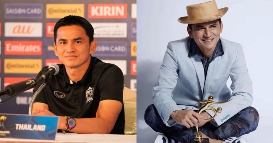 10 Foto Kiatisuk Senamuang, pelatih Thailand yang bikin cewek gelisah