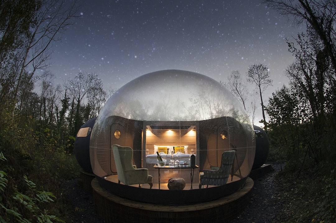 Bintang lima sudah biasa, hotel ini tawarkan 'layanan' ratusan bintang