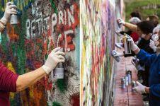 15 Karya mural indah buatan manula, nggak kalah sama yang muda