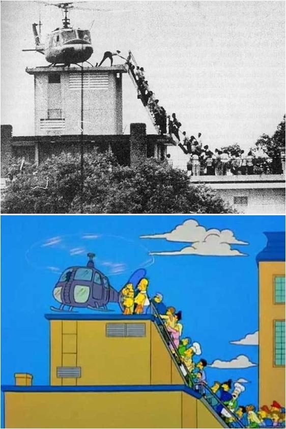 saat kartun the simpsons mengulang peristiwa bersejarah © 2016 vorply