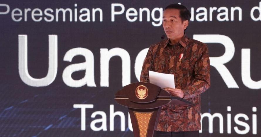 Jokowi resmi rilis uang Rupiah Baru Emisi 2016, begini wujudnya