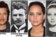 15 Seleb Hollywood ini 'reinkarnasi' dari sosok masa lalu, mirip ya?