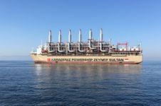 Ini dia kapal pembangkit tenaga listrik terbesar dunia