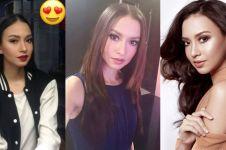 15 Foto cantik Karina Nadila, model yang mirip banget sama Raline Shah