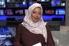 Ginella Massa, penyiar berita berhijab pertama dalam sejarah Kanada