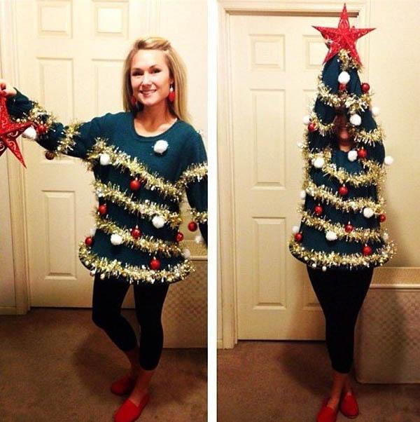 kostum natal paling nyeleneh ini malah bikin gagal paham © 2016 berbagai sumber