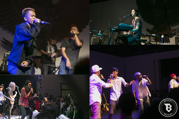 Konser amal #GugurGunung Jogja sukses kumpulkan Rp 17,7 juta buat Aceh