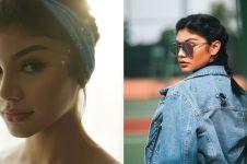 10 Foto Jihane Chedid, selebgram dari Semarang 'kembaran' Kylie Jenne