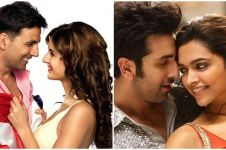 10 Pasangan serasi seleb Bollywood di film ini mana paling romantis?