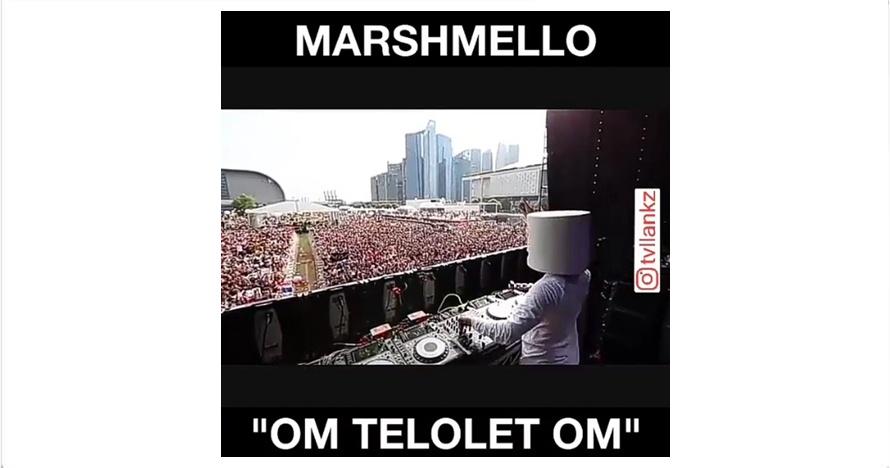 Video 'Om Telolet Om mohon bersabar ini ujian' lucunya bikin ngakak