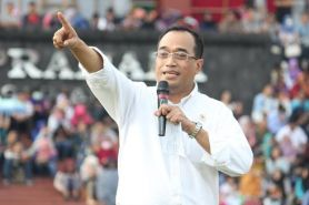 Ini imbauan Menteri Perhubungan Budi Karya soal demam 'Om Telolet Om'