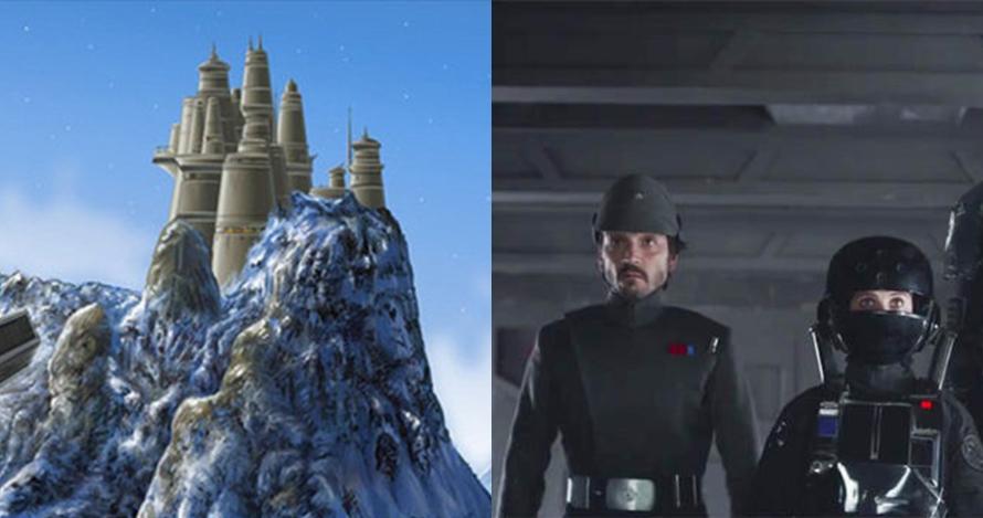 10 Adegan yang nggak kamu sadari ini ada di film Star Wars: Rogue One