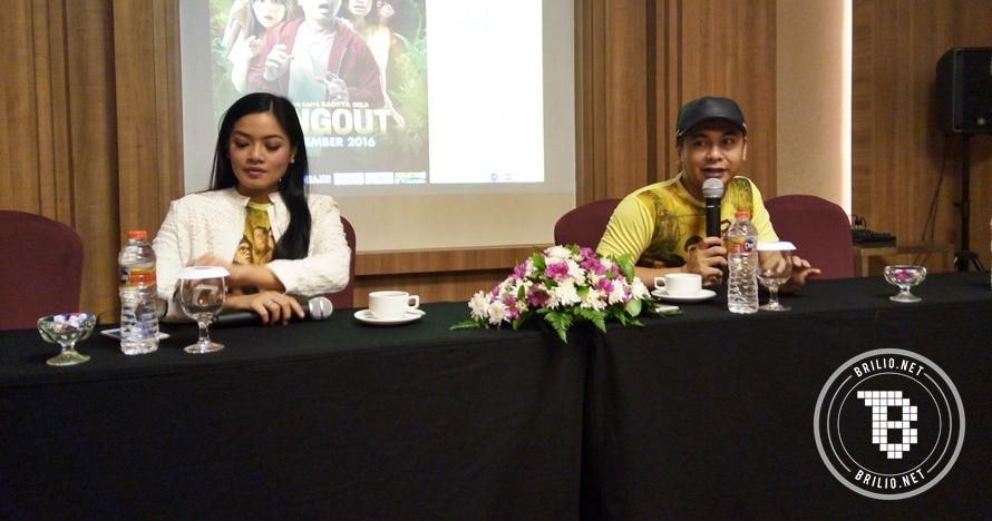 Hangout, film komedi thriller pertama garapan  'Si Kambing Jantan'