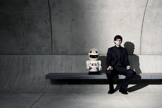 Bisa jadi asisten pribadi, robot ini tahu saat kamu stres bahkan lapar