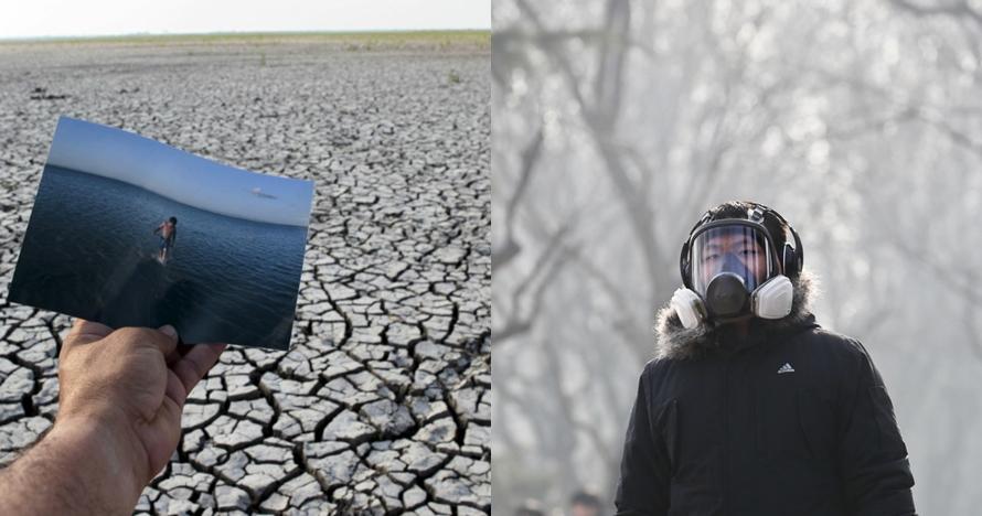 Perubahan iklim 15 negara di sepanjang tahun 2016 ini miris banget