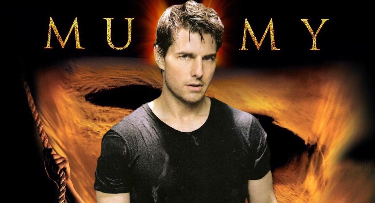 Trailer The Mummy akhirnya dirilis tapi tanpa audio, biar penasaran?