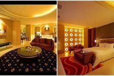 10 Foto megahnya rumah Amitabh Bachchan, bikin susah mingkem