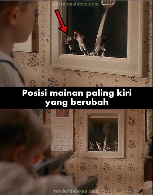 kesalahan seri film home alone © 2016 movie mistakes