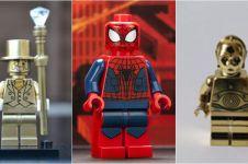 15 Minifigure Lego ini selain langka di dunia juga harganya fantastis