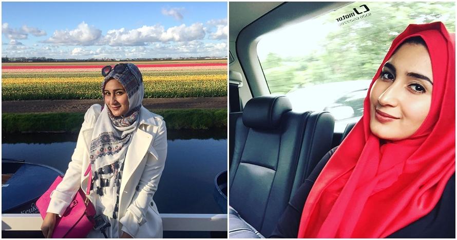 Lepas hijab, ini 10 potret Tania Nadira istri Tommy Kurniawan sekarang