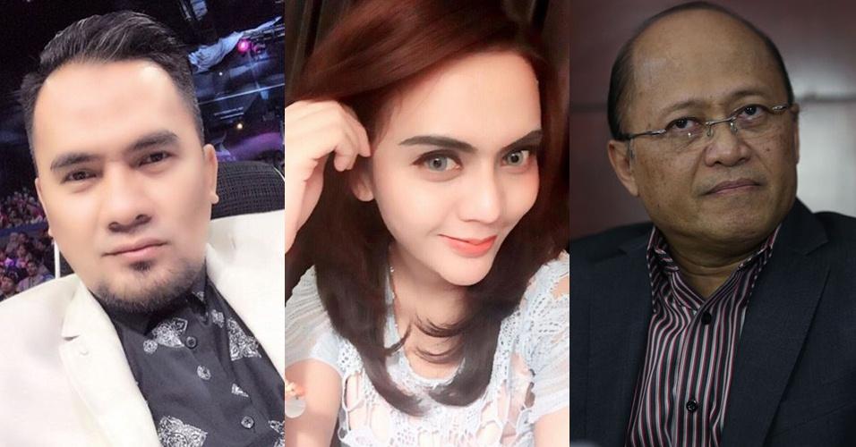 6 Kasus selebriti paling banyak disorot tahun 2016