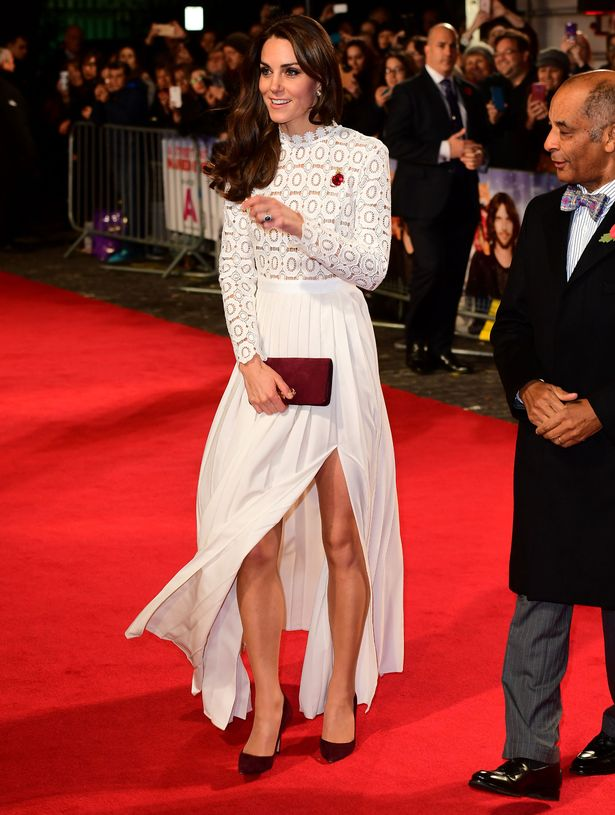 gaya fashion kate middleton di tahun 2016 © 2016 mirror.co.uk