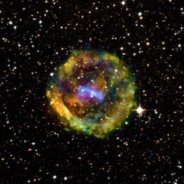 foto luar angkasa dirilis NASA © 2016 NASA