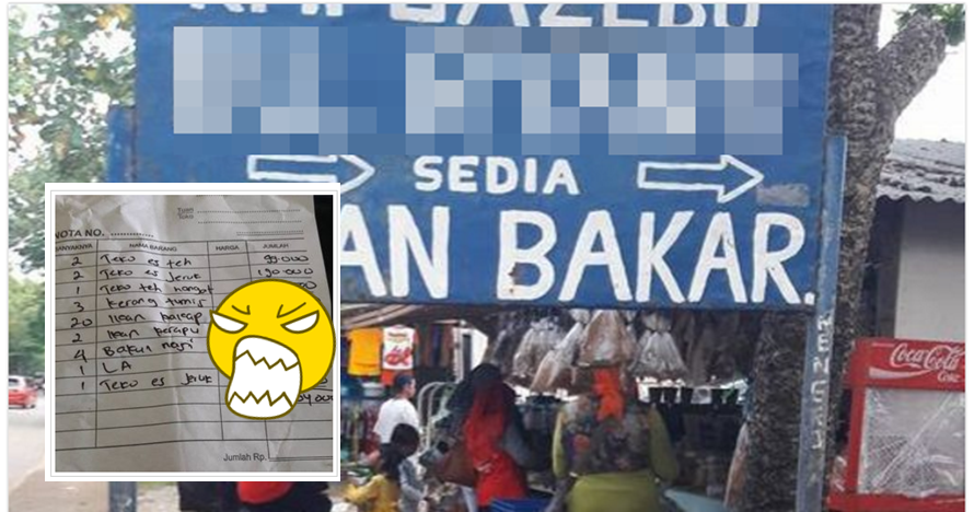 Curhat netizen makan seafood harga selangit ini bikin tepuk jidat