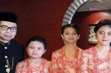 Ini foto Dodi Triono & keluarganya, korban perampokan sadis di Pulomas