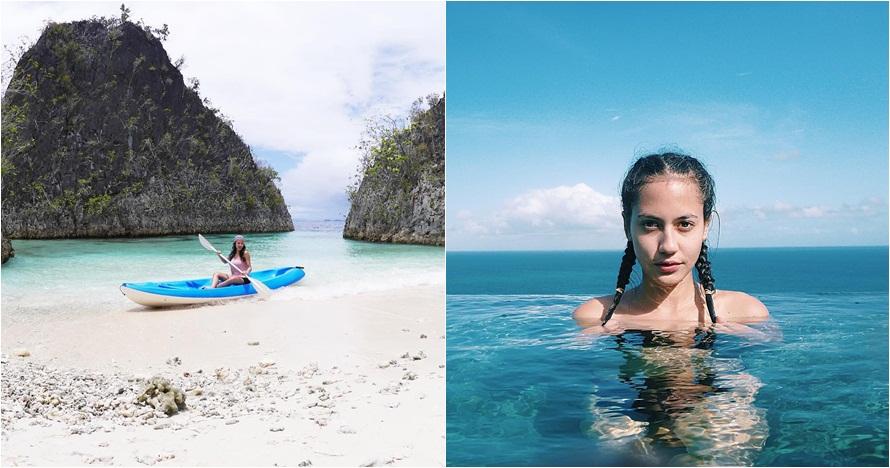 4 Destinasi wisata ini bikin Pevita Pearce makin cinta sama Indonesia