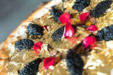 Satu pan pizza ini harganya Rp 37 juta, apa ya istimewanya?