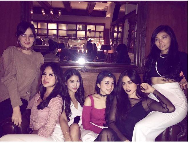 6 Sahabat sosialita Jessica Iskandar ini cantiknya bikin cowok 'ngilu'