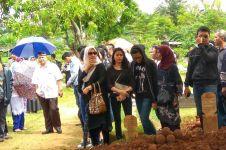 Salah satu korban pembunuhan Pulomas, teman sekolah Azriel Hermansyah