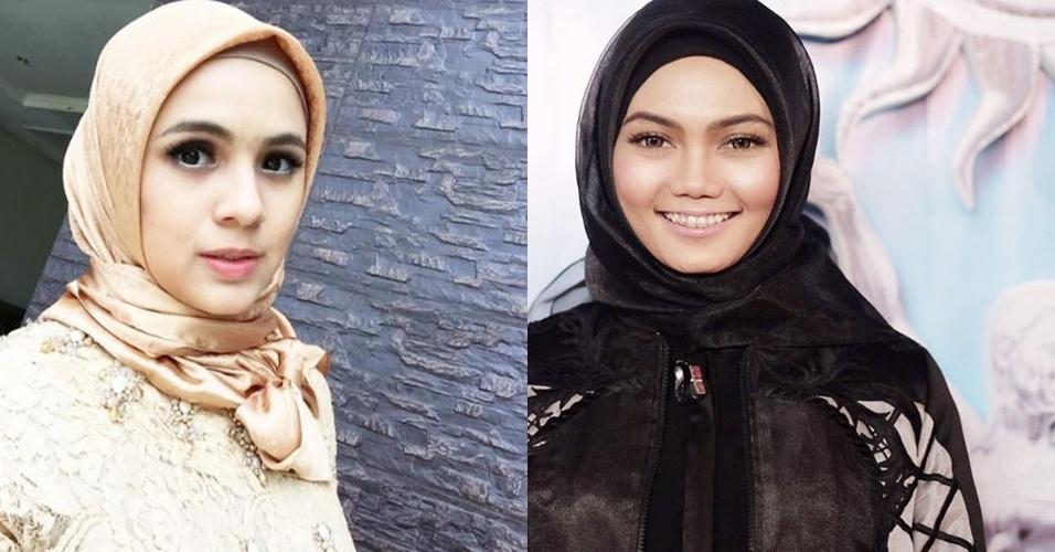 7 Selebriti cantik ini akhirnya putuskan berhijab di 2016, bikin adem