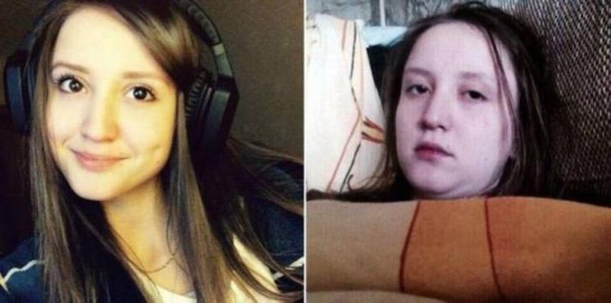 15 Foto ini tunjukkan beda cewek di media sosial dan sehari-hari