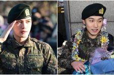 12 Foto Super Junior Sungmin-JYJ Jaejoong akhiri wamil, bikin terharu