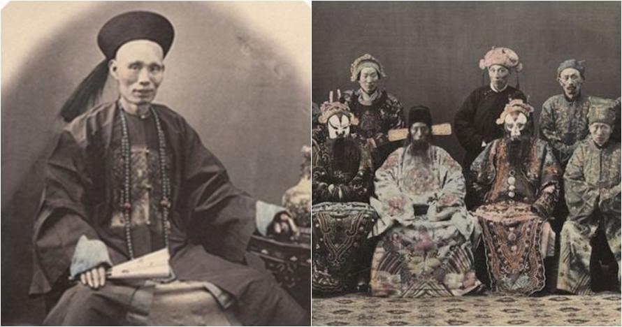 10 Foto Shanghai di akhir pemerintahan Dinasti Qing, epik banget
