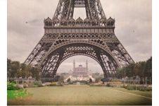 15 Foto berwarna keadaan Paris tahun 1914, langka & keren banget