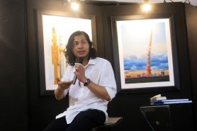 Adam Makalani, fotografer ganteng yang abadikan peluncuran BRISat