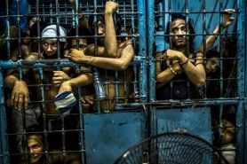 13 Foto perang narkoba di Filipina bikin merinding disko