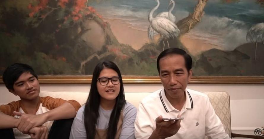 Ditelepon Jokowi, begini doa tulus Neisha untuk presiden idolanya