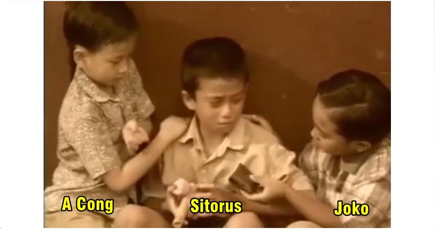 Iklan legend 'Joko, Sitorus, & Acong' sentil isu SARA yang kian marak