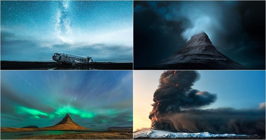 15 Foto Islandia ini bakal bikin kamu serasa di planet lain, top abis!